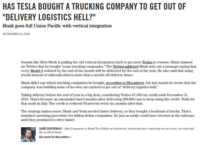 TSLA_2018_11_21_bought_trucking_company