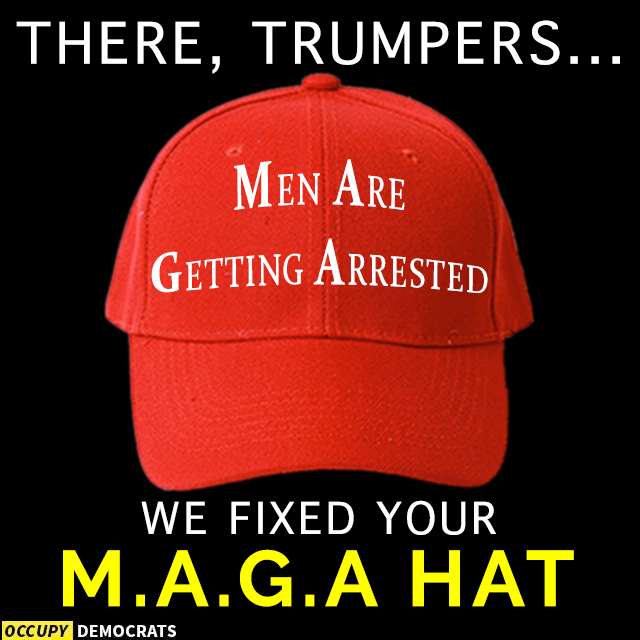 MAGA HAT, NEW!